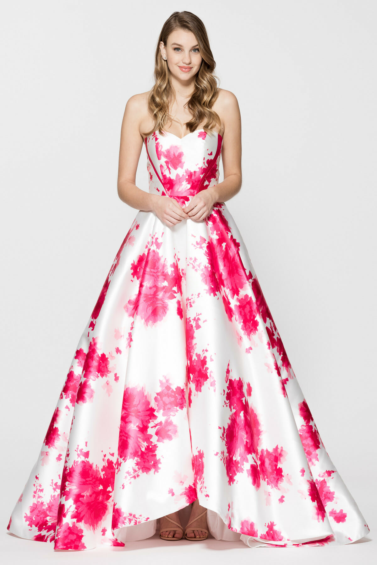 SWEET HEART, FLORAL, BALL GOWN | Shangri-La Dresses in San Antonio, TX