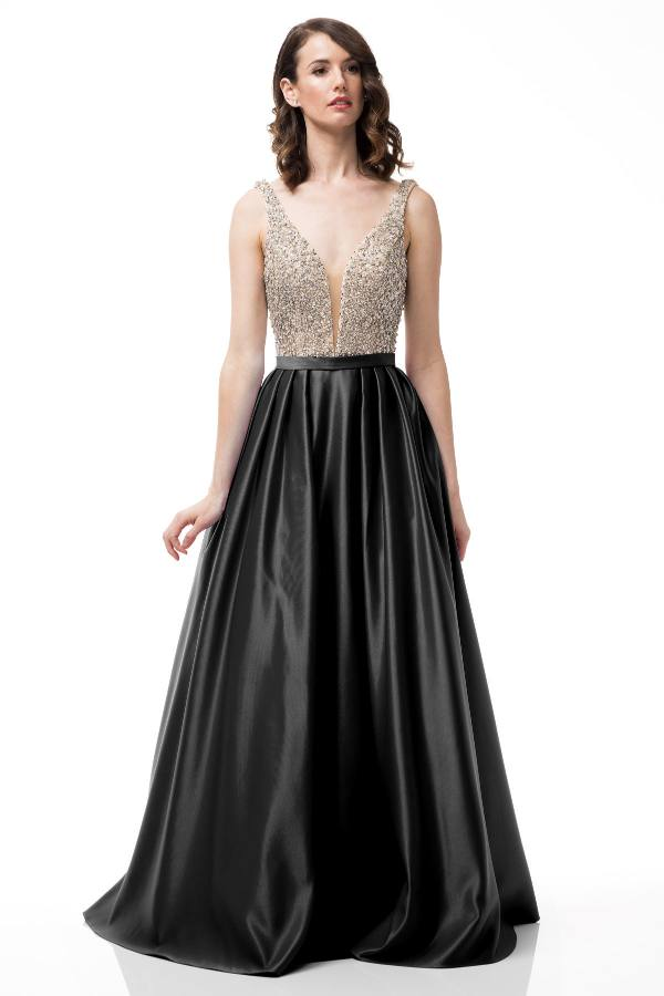 146ad19d278 Sequenced Black Silver Dress Shangri La Dresses In San Antonio Tx